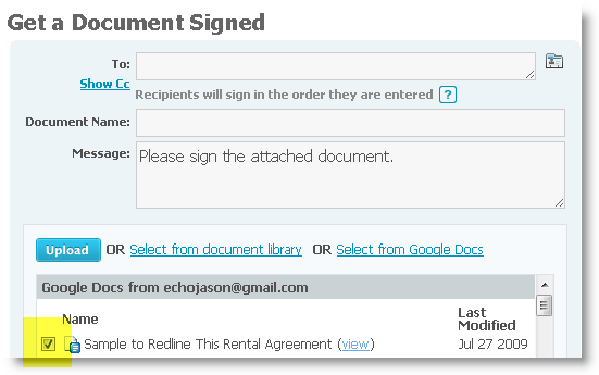 Echosign Tips And Tricks Redlining And Revisions Using Echosign For